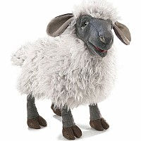 Sheep Bleating Puppet