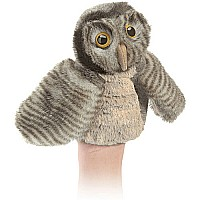 Little Owl Little Puppet