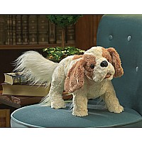 Cavalier King Charles Spaniel Hand Puppet