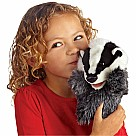 Little Badger Puppet