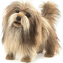 Shaggy Dog Puppet