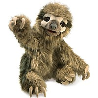 Folkmanis Three-Toed Sloth