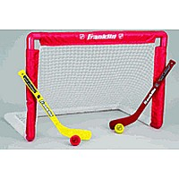 Nhl Goal, Stick and Ball Set