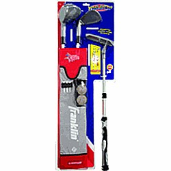 Youth Golf Set With Adjust-a-hit Technology