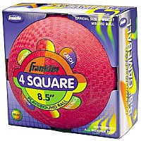 Four Square Playground Ball