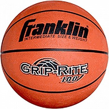 Official Grip-rite 100 Basketball