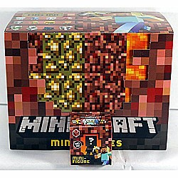 Minecraft Collectible Figure Mystery Blind Box (1)