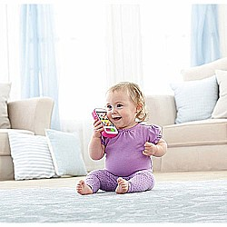 Fisher-Price Laugh and Learn Smart Phone, Pink