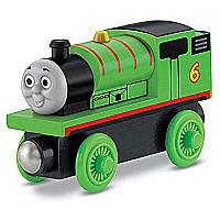 Fisher-Price Thomas the Train Wooden Railway Percy