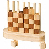 Bamboo Game 4 in a Row
