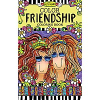 Color Friendship Coloring Book