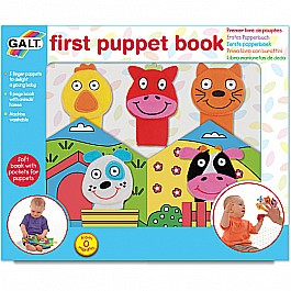 First Puppet Book