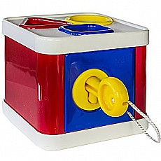 Ambi Toys Lock a Block Toy