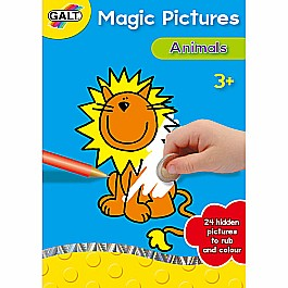 Magic Picture Pad - Animals
