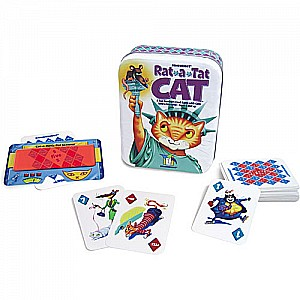 Rat-a-Tat Cat, Boxed