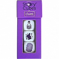 Rory's Story Cubes Mix - Clues