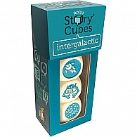 Rory's Story Cubes Mix - Interglactic