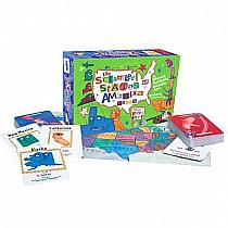 Scrambled States of America Game