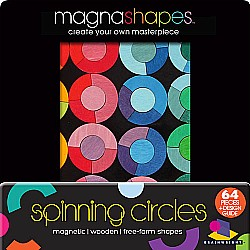 Magna Shapes Puzzle Assorted