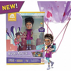GoldieBlox Ruby Rails Coding Action Figure