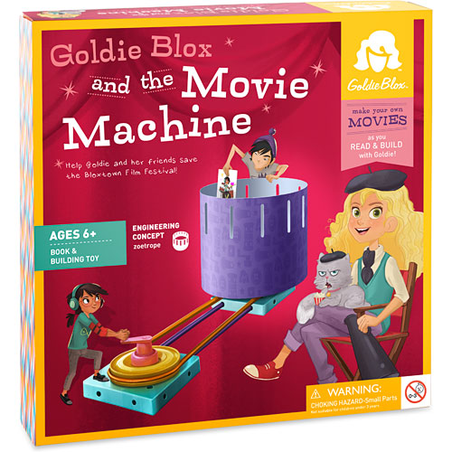 goldieblox and the machine