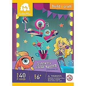 Goldie Blox Lucky's High Roller