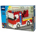 Fire Truck Plus-Plus 760 pc