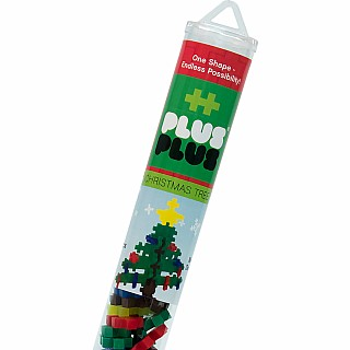 Plus-Plus Tube - Christmas Tree