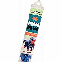 Plus-Plus Tube - Triceratops