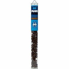 Plus-Plus Tube - Basic Brown