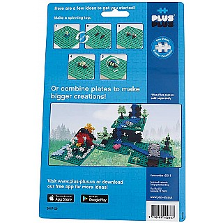 Plus-Plus Baseplate Duo