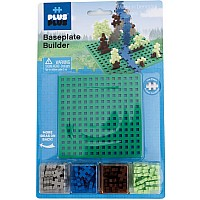 Plus-Plus Baseplate Builder Nature