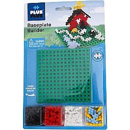 Plus-Plus Baseplate Builder Farm