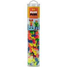 Plus-Plus Tube - 240 pc Neon