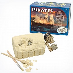 Pirate Dig Kits