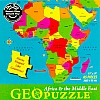 GeoPuzzle Africa & Middle East