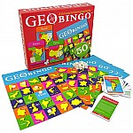 GEO BINGO WORLD