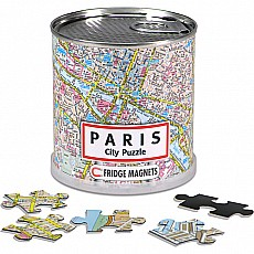 City Magnetic Puzzle Paris