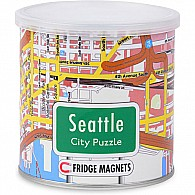 City Magnetic Puzzle Seattle