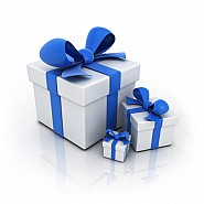 In Store Gift Certificates - select your amount