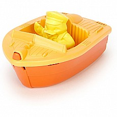 Race Boat - Orange