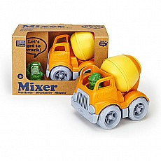 Mixer  Construction Truck