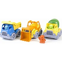 Green Toys - Construction Vehicle-3 Pack