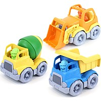 Construction Trucks-assorted New Colors