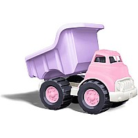 Green Toys Dump Truck- Pink & Purple