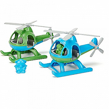 Green Toys Helicopter