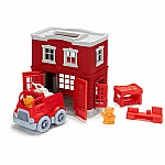 Fire Station Playset