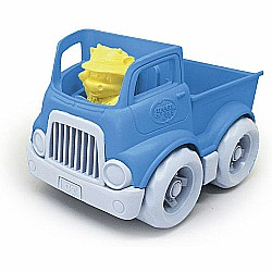 Green Toys Mini Pick-up Truck with Character