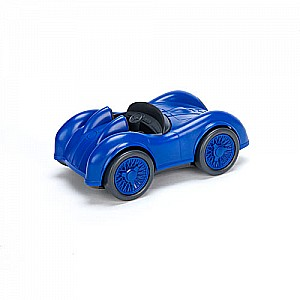 Race Car - Blue