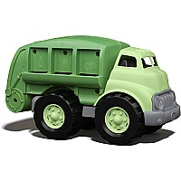 Green Toys - Recycling Truck (Green)